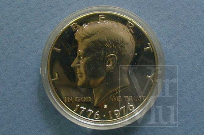 Kennedy Half Dollar Bicentenial Proof