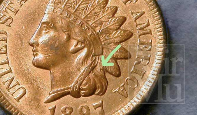 Indian Head Penny Obverse L